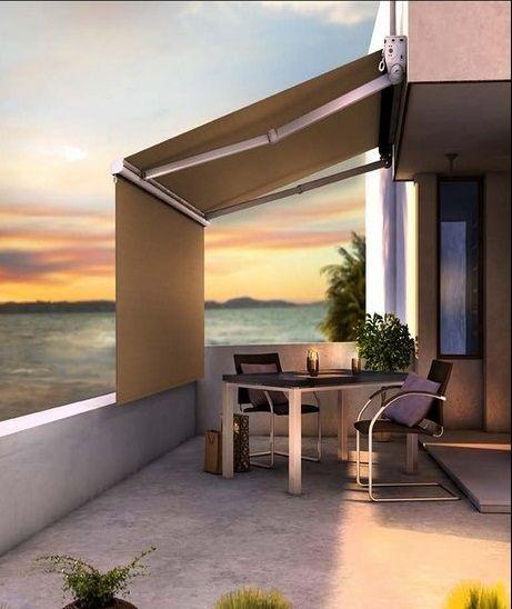 Toldos para terrazas venta e instalaci n art sol for Toldos triangulares para terrazas