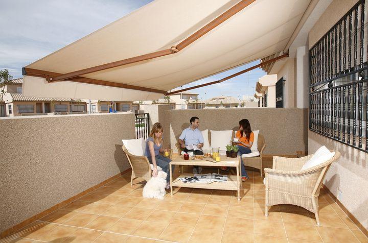 Toldos para terraza venta e instalaci n art sol - Toldos para aticos ...