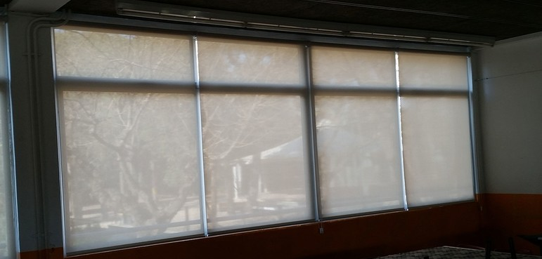 cortinas screen
