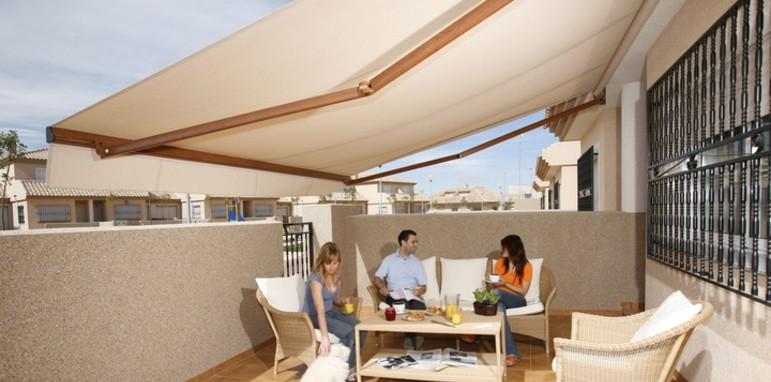 Empresa de instalaci n de toldos al mejor precio art sol - Precio toldos terraza barcelona ...